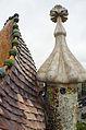 Casa Batlló. Tejado.JPG