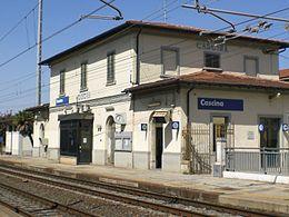 Stazione di Cascina
