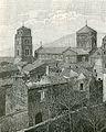Caserta Vecchia parte laterale del Duomo.jpg