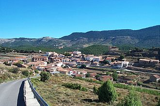 El Castellar - Image: Castellar
