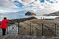 Castello Aragonese dalla Spiaggia dei Pescatori.jpg