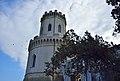 Castello Ducale di Corigliano, Torre Mastio (entrata castello).jpg