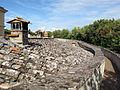 Castello di Belcaro, camminamento delle mura 14.JPG