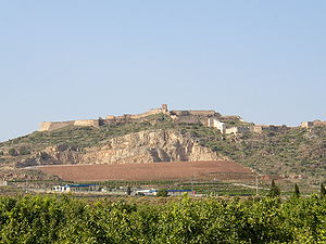 Sagunto - The Castle of Sagunto