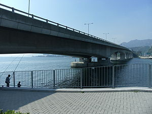 Castle peak road - new tai lam.JPG