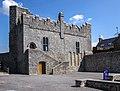 Castles of Munster, Desmond Hall (Castle Banqueting Hall), Newcastle West, Limerick - geograph.org.uk - 1392672.jpg