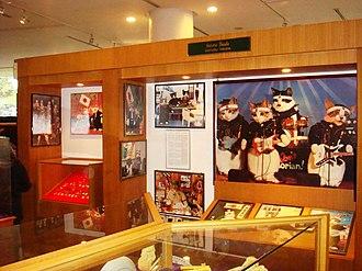 Kuching Cat Museum - A gallery featuring works by Japanese photographer Satoru Tsuda