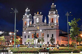 Our Lady of Grace Cathedral, Belém - Image: Catedral Metropolitana de Belém