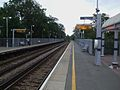 Catford station look north.JPG