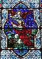 Cathedral Church of Saint Patrick (Charlotte, North Carolina) - stained glass, Agony in the Garden.JPG