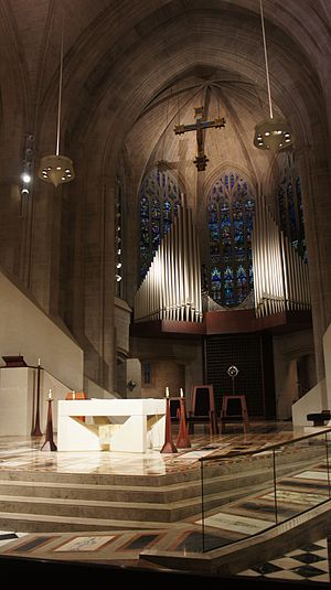 Cathedral of the Most Blessed Sacrament - Sanctuary