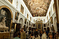 Cathedral of Toledo, Painting in the ceiling by Luca Giordano (6933234098).jpg