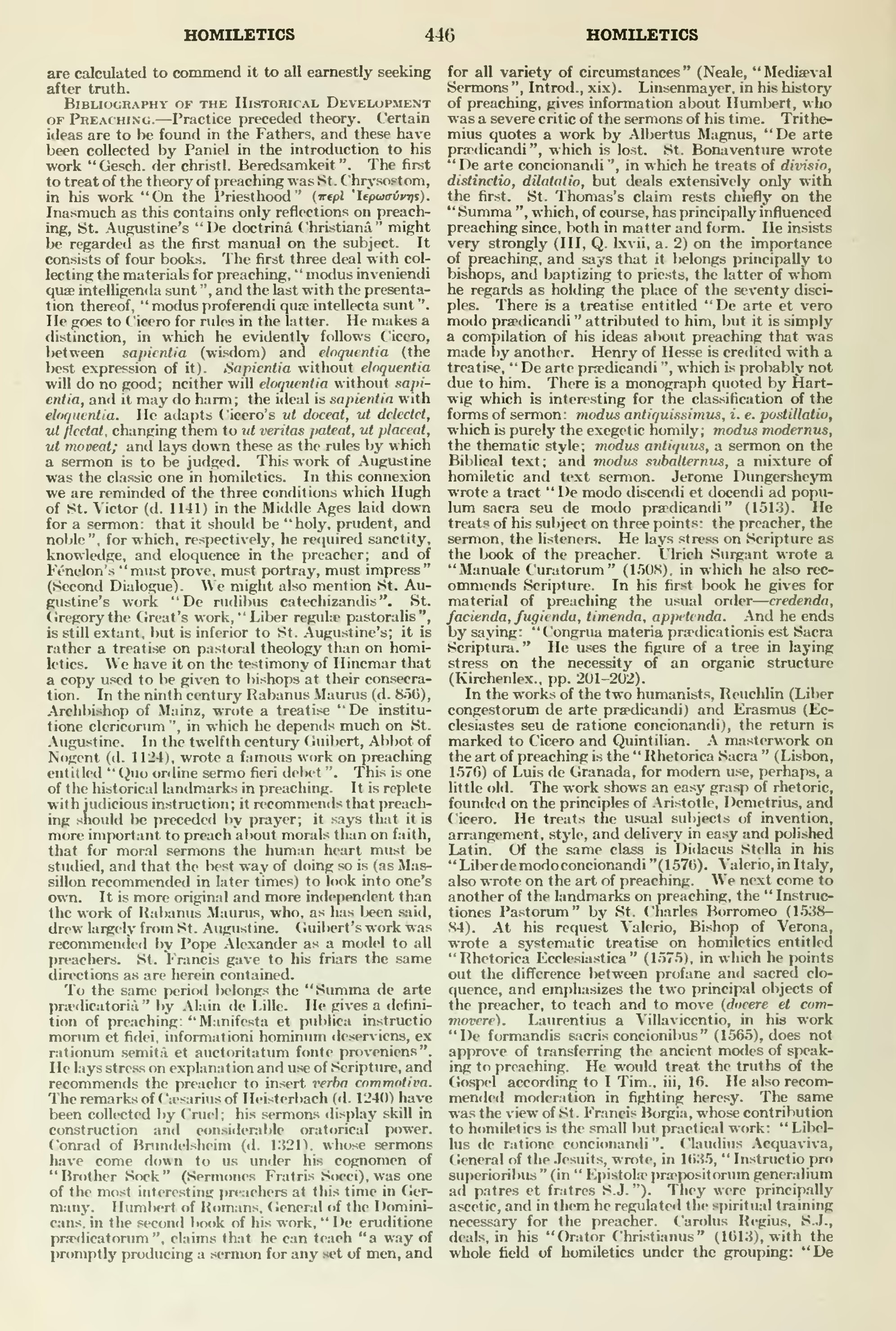Page:Catholic Encyclopedia, volume 7 djvu/504 - Wikisource, the free