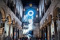 Cattedrale di Bari al solstizio d'estate.jpg