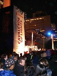 Baltimore book festival and light city