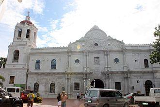 Central Visayas - Image: Cebu Metropolitan Cathedral, Cebu, Philippines