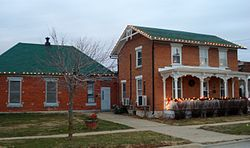 Cedar County Jail and Sheriff's Residence.JPG