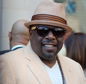 Cedric the Entertainer - Cedric in May 2013