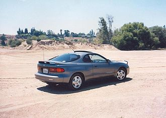 Toyota Celica GT-Four - 1993 Toyota Celica All-Trac Turbo (ST185, US)