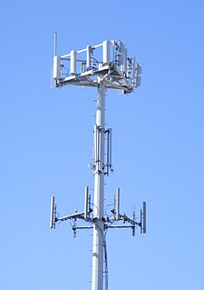Cell site Cellular telephone site where antennae and electronic communications equipment are placed — typically on a radio mast, tower, or other raised structure — to create a cell (or adjacent cells) in a cellular network