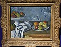 Cezanne, Still Life with Apples in a Bowl, 1879-82, Ny Carlsberg Glyptotek, Copenhagen (35612233783).jpg