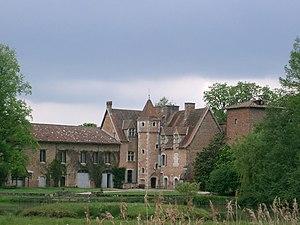Château de Varax (Saint-Paul-de-Varax) - The Château de Varax in 2006.