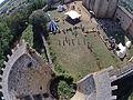 Château de la Madeleine, Chevreuses, Photo aérienne 17.jpg