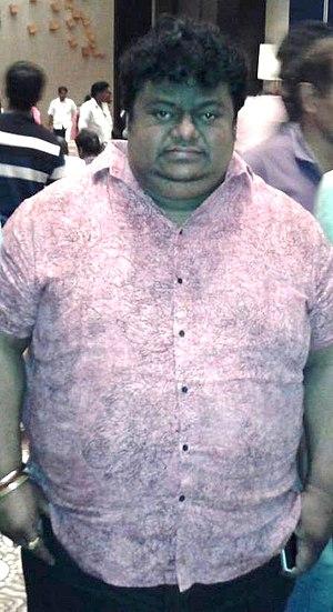"Chakri (composer) - Chakradhar ""Chakri"" Gilla (music director)"