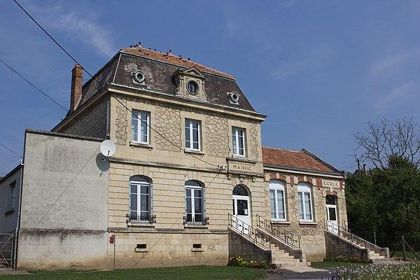 Photo de la ville Chamouille
