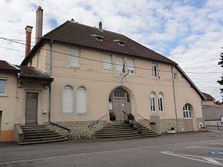Chanteheux Commune in Grand Est, France