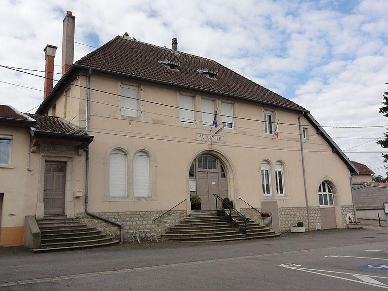 Chanteheux (M-et-M) mairie