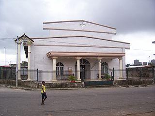 Attécoubé Suburb and urban commune in Abidjan, Ivory Coast
