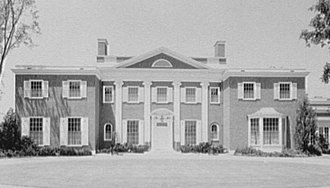 Roy D. Chapin - Chapin House in Grosse Pointe Farms, Michigan