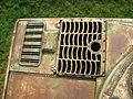 Char Tigre de Vimoutiers 2012-02 air grilles 2.JPG