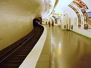 Chardon Lagache (Paris Métro) Paris Métro station