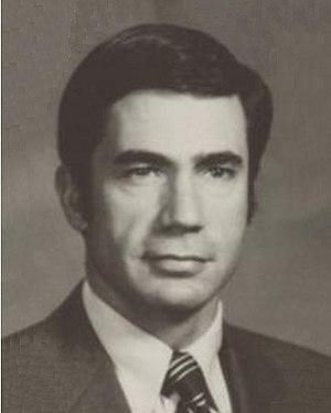 United States Senate election in Virginia, 1988 - Image: Charles Robb 1980