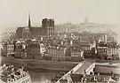 Charles Soulier, Panorama de Paris - Pris de la tour Saint Jacques, ca. 1865.jpg