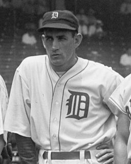 Charlie Gehringer American baseball player and coach