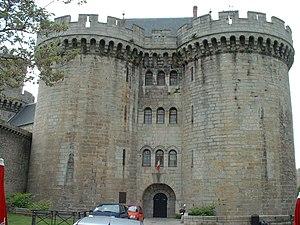 Alençon - Image: Chateau des Ducs Alencon