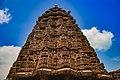 ChennaKesava Temple , Somnathpura - Ornated Vimana.jpg