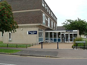 Cherry Hinton - Cherry Hinton Library