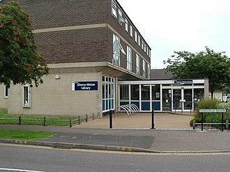Cherry Hinton - Cherry Hinton Library