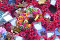 Cheshire Great War Society Wreath at the Cenotaph, London in 2018.jpg