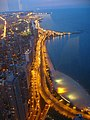 Chicago from the Hancock observation deck.jpg