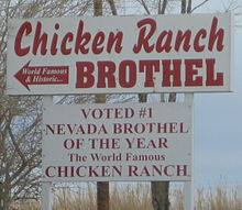 Pahrump To Las Vegas >> List of brothels in Nevada - Wikipedia