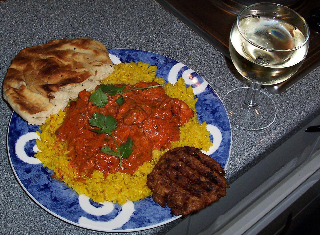 wiki chicken tikka masala
