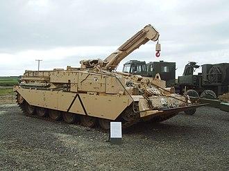 Chieftain (tank) - ARRV