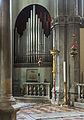 Chiesa di San Zaccaria Venezia - L'organo da Gaetano Callido.jpg