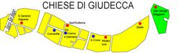 Chiese di Giudecca e San Giorgio