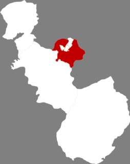 Qianshan District District in Liaoning, Peoples Republic of China
